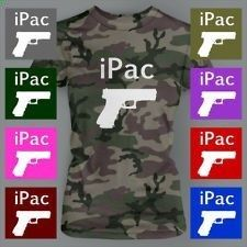 Exclusive IPac T-shirt! IPac T-shirt! Exclusive - iPac Gun Pistol 9mm 2nd amendment Sig ak47 ar15 Ladies T-Shirt Fight for your Second Amendment rights with our exclusive IPac T-shirt! Grab your FREE T-shirt below. Fight for your Second Amendment rights with our exclusive IPac T-shirt! Grab your FREE T-shirt below.
