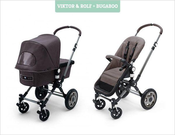 carrinho de bebe viktor&rolf bugaboo