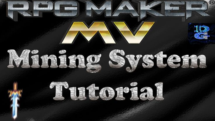RPG Maker MV Mining System Tutorial Hello everyone in this RPG Maker MV tutorial I'll show you how to make a custom Mining System. If you're as excited as I am for Yanfly's new YEP_ItemSynthesis plug-in then you've most likely already created a ton of new items to use for crafting. How are you awarding those items to the player? Well with this mining system you can have your players work for their weapon/armor upgrades by having them mine ore from a cave or anywhere really. This is one of…