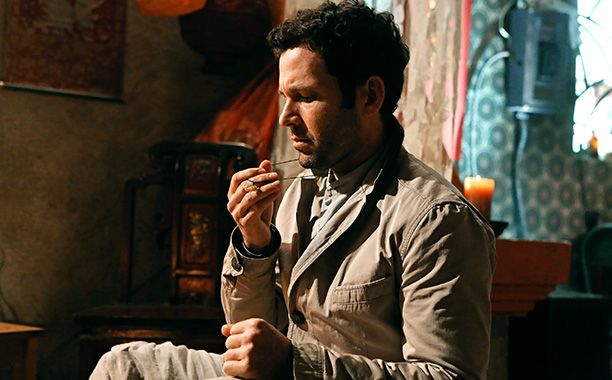 Eion Bailey is set to reprise his role as August Booth, aka Pinocchio, on Once Upon a Time, EW has confirmed. Bailey last appeared in...