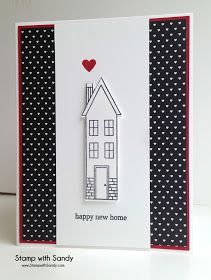 Stamp with Sandy: Happy New Home, FMS191