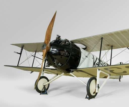FK 23 Bantam, Frits Koolhoven, British Aerial Transport Company, 1918 - Search - Rijksmuseum