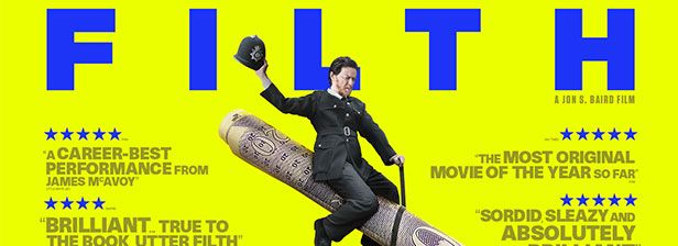 Filth Poster: World Exclusive