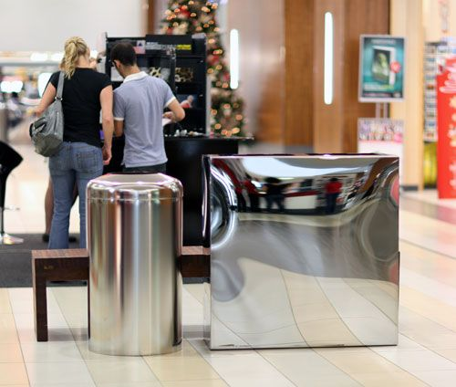 Mall furniture at Musgrave Centre