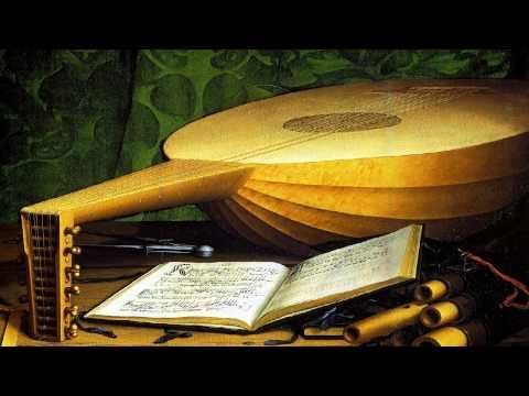 Weiss - Lute Sonata(Suite) No.25 in g minor / Robert Barto, baroque lute