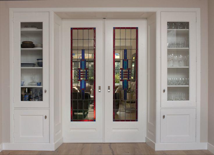 Kamer en Suite in Jaren'30 Stijl, geplaatst in Voorburg.