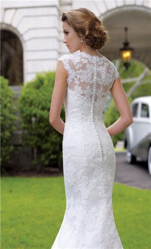 lace wedding dress I love this so much!