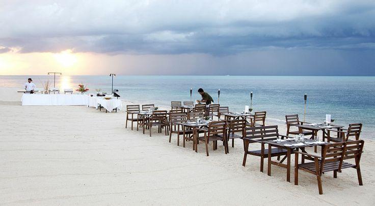 Enjoy a beach BBQ and watch the sun set over Bang Po beach