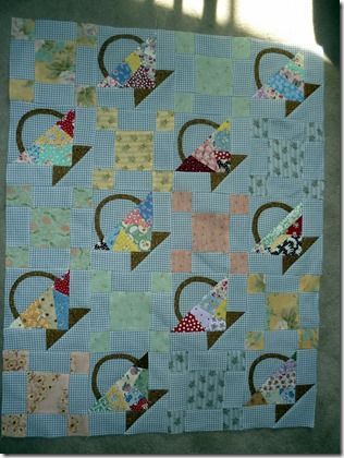239 best BASKET quilt images on Pinterest   Basket quilt, Baskets ... : basket quilts - Adamdwight.com