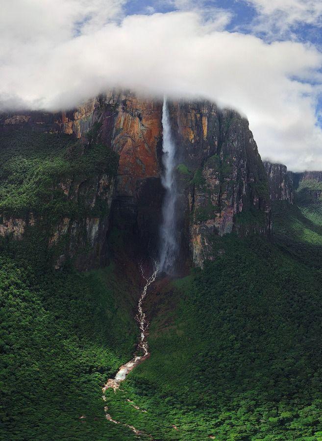 Венесуэла, Водопад Анхель • AirPano.ru • Photo