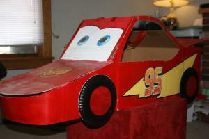 17 Best Ideas About Lightning Mcqueen Costume On Pinterest Car Costume Lig