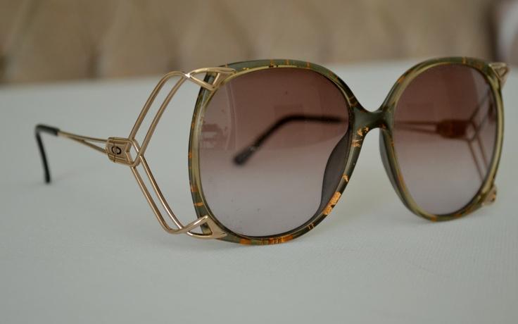 Christian Dior - Green & Gold