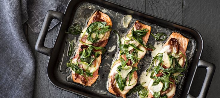Mozzarellalohi | Pääruoat | Reseptit – K-Ruoka
