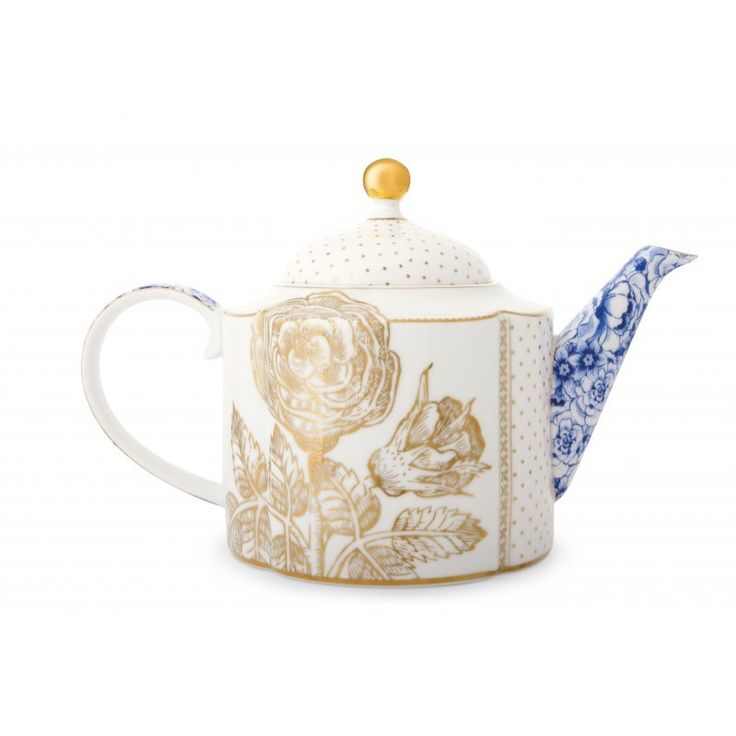 For a fantastic range of Pip Studio gifts and porcelain visit Gifts and Collectables online - we stock the beautiful Royal Pip White Teapot