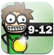 Goldbuster 9-12: Have fun practicing your math skills with Goldbuster!
