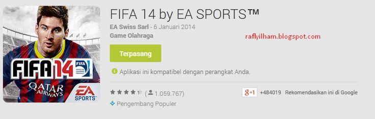 Download Fifa 14 Untuk Android