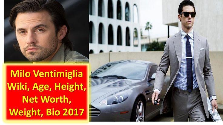 Milo Ventimiglia Wiki, Age, Height, Net Worth, Weight, Bio 2017