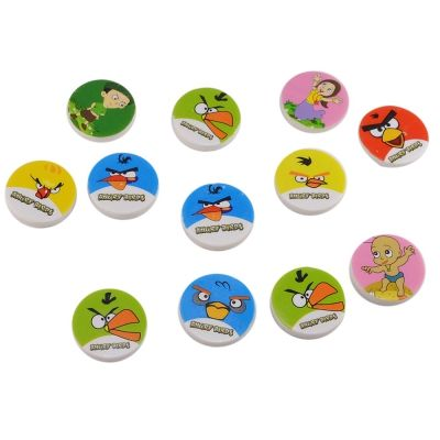 Buy Saamarth Impex  Lot of 12 Pcs Various Design Rubber Eraser SI-3376 by undefined, on Paytm, Price: Rs.299?utm_medium=pintrest