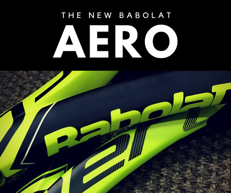 The Babolat Pure Aero Range. Available online and instore with prices starting from only £133.99.