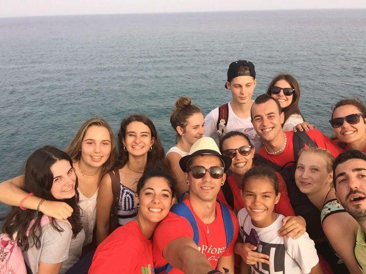 #selfie at #Malaga beach 📸🏖. Our students know how to get the best of their #studyabroad experience.  ✅ Share your pictures with #SMLmatka  📸 Follow us on Instagram: @studymorelanguages  #kielimatka #kielikurssi   #språkresa #kielimatkat #spanishcourse #study #spain    #summercamp #sml #suomi #finland #instagood  #beach #student #students #studyabroad #learnkorean #summer