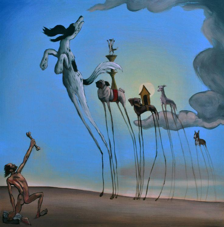 Dali's Dogs | Mychael Barratt