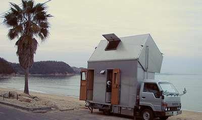DIY Doubledecker Campers