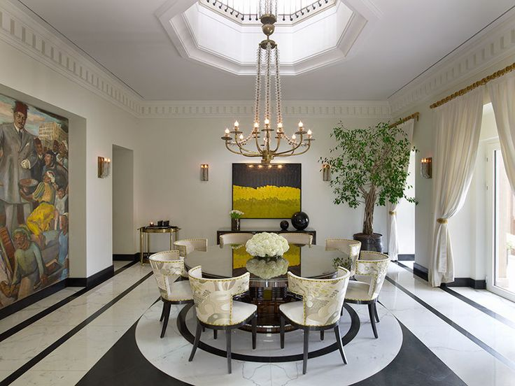5 Designer Tips For Choosing Statement Lighting In The Dining Room. Bright  IdeasDining RoomsInterior