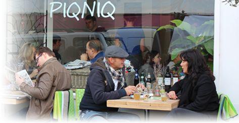 Welcome to Coffee & Lunch café Piqniq