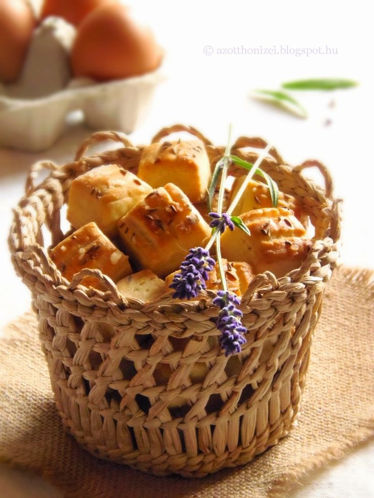 Az otthon ízei: Köménymagos-sós kocka
