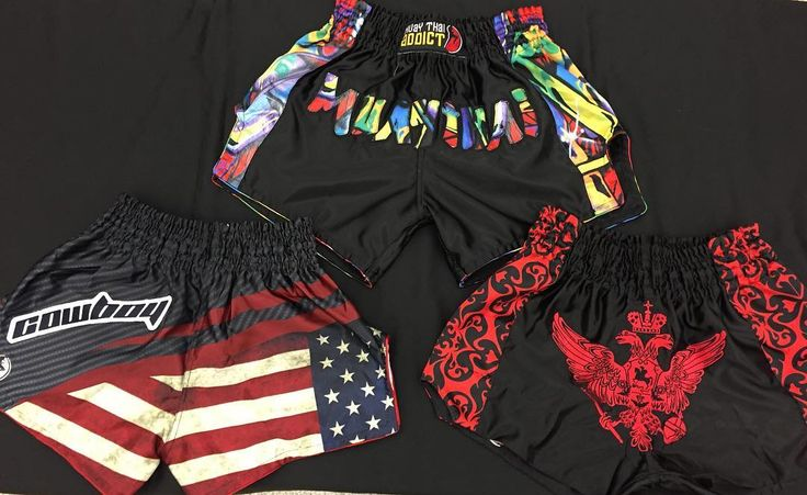 "Sneak peek of some hot new designs we will be debuting at WKA tomorrow including our limited edition Donald ""Cowboy"" Cerrone shorts.  Come by and see what else we have. #wka #wka2016 #fightinfashion #itmustbetheshorts #picoftheday #instagood #thaiboxing #muaythai #muaythaiaddict #muaythaishorts #Donaldcerrone #cowboy #cowboycerrone#kickboxing #champion"