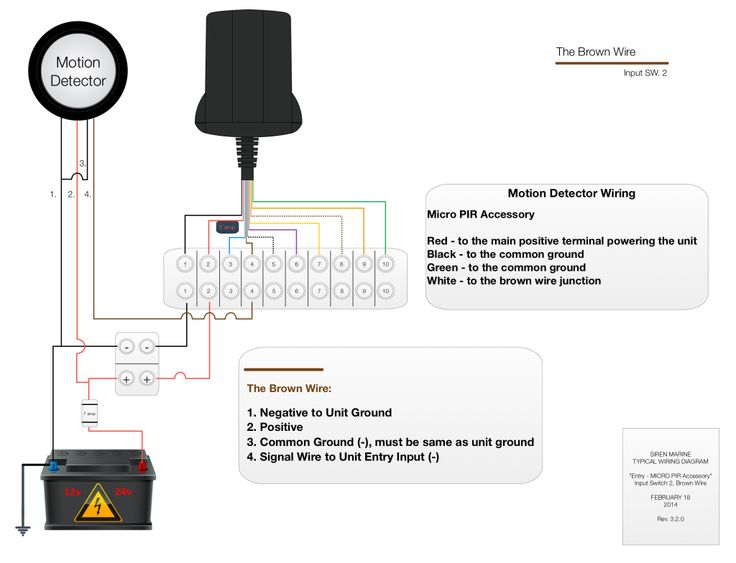 35a0809486909b9b49cb96f571bd8525 motion detector sprites 12 best siren marine drawings & diagrams images on pinterest Marine Inboard Wiring-Diagram at webbmarketing.co