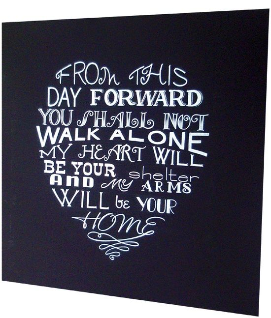 wedding chalkboard love poem blackboard-very cute!! I would actually like this better in our bedroom.
