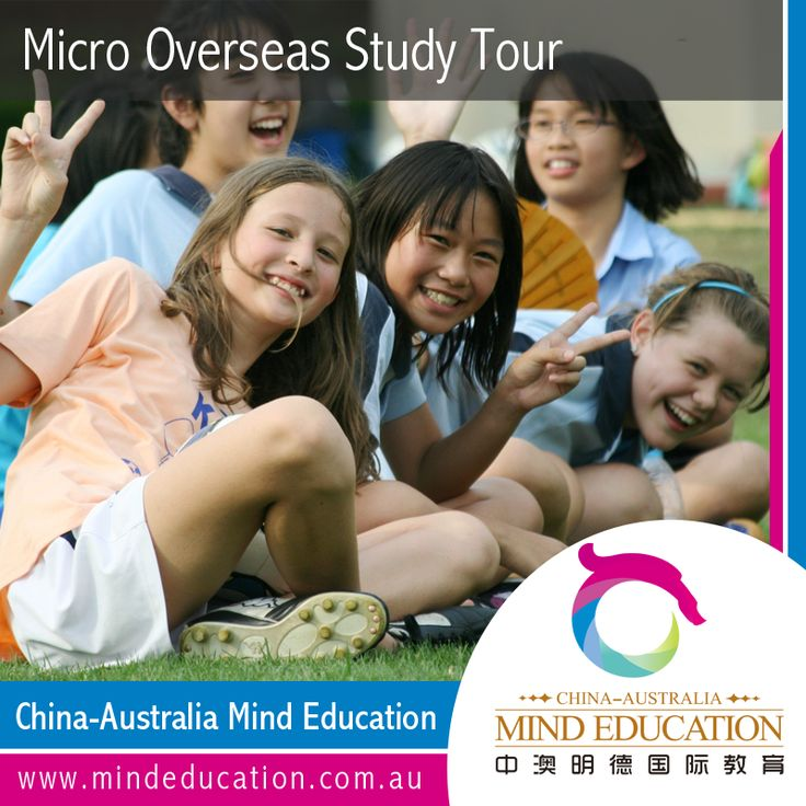 Micro Overseas Study Tour China-Australia Mind International Education Group carefully plans the micro overseas study course in Australia and provides the original study in mainstream schools or authentic international institutions of Australia.  Visit China-Australia Mind Education for more information at http://mindeducation.com.au/ For enquiries, please send an email to china-australia@mindeducation.com.au. #study