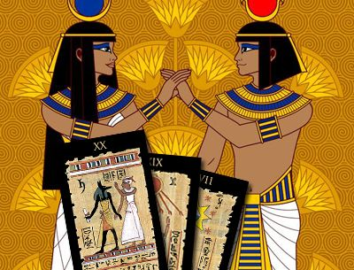 Tap into the ancient wisdom of the pharoahs to find answers and guidance in your love life with your Egyptian Love Tarot reading...