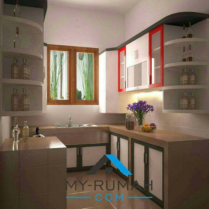 Kitchen set in pemalang city