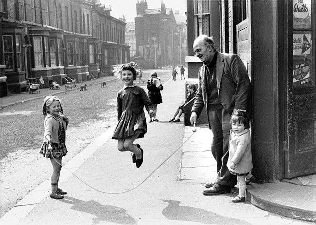 Shirley Baker children at play, Manchester, 1960's.