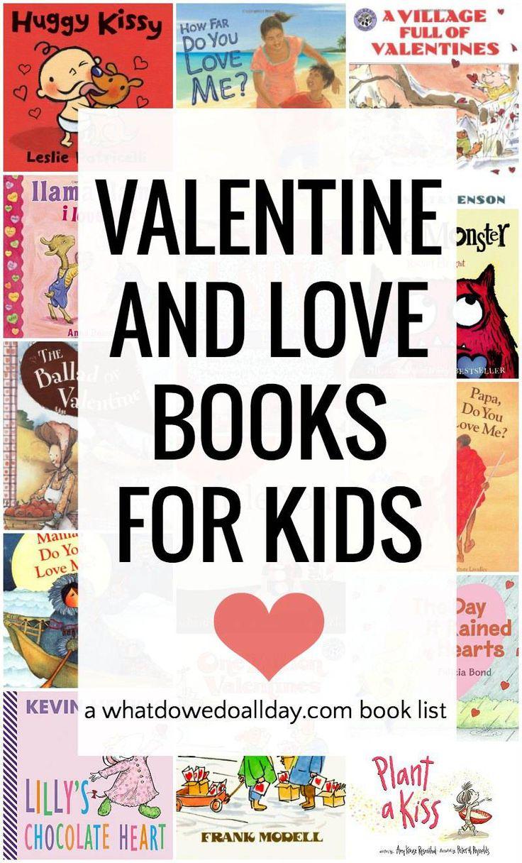 Valentine Books For Preschool. 181 Best Great Books For Kids Images On  Pinterest   Books, Book .