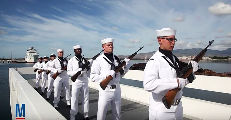"""Ever Wonder What """"21 Gun Salute"""" Means? These 5 Navy Facts Surprised Me!"""