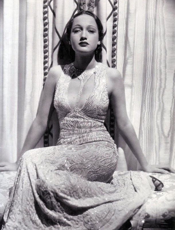 Dorothy Lamour - 1936 - Costume Design by Edith Head (American, 1897-1981) - 'Jungle Princess' - Photo by Paramount