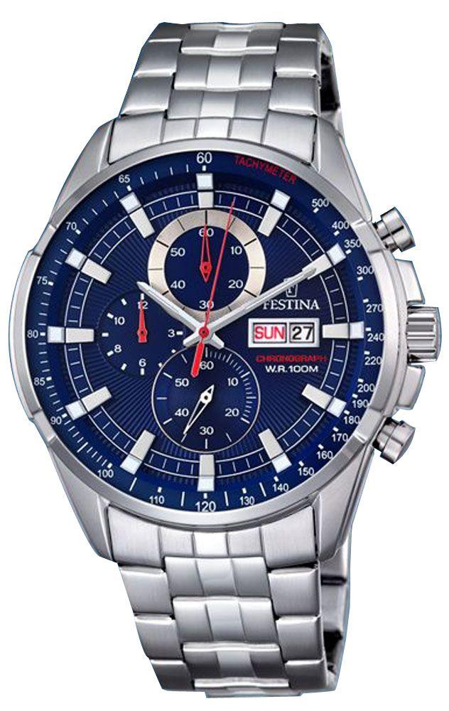 Reloj Festina Cronógrafo hombre F6844/3