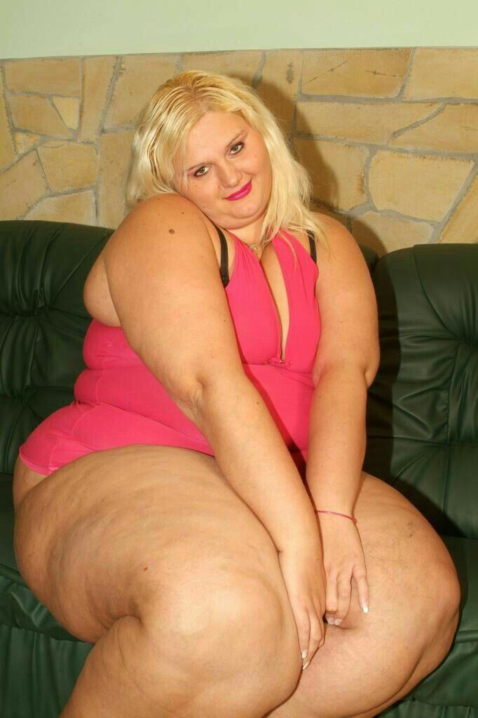 horny bbw girl shows cummed gallon