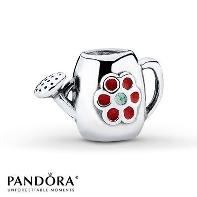 Pandora Charm My Garden  Sterling Silver - $40