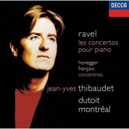 Ravel: Piano Concertos / Honegger