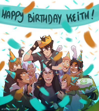 ((I feel badly because I didn't repin as much for the other paladin's birthdays, but I'll get around to it lol))