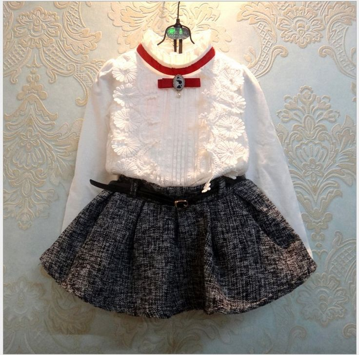 Find More Clothing Sets Information about free shipping clothing free children's pajamas Korean star sweet girls skirt suit conjunto infantil meninas,High Quality Clothing Sets from ucharm distribute company limited on Aliexpress.com