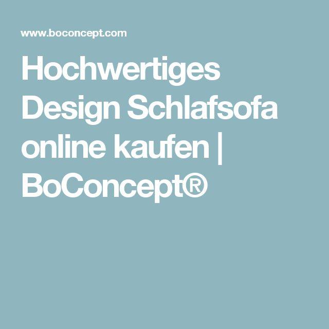 Hochwertiges Design Schlafsofa Online Kaufen | BoConcept®