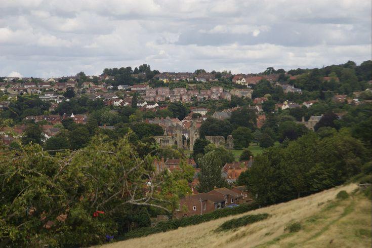 Glastonbury, Somerset.