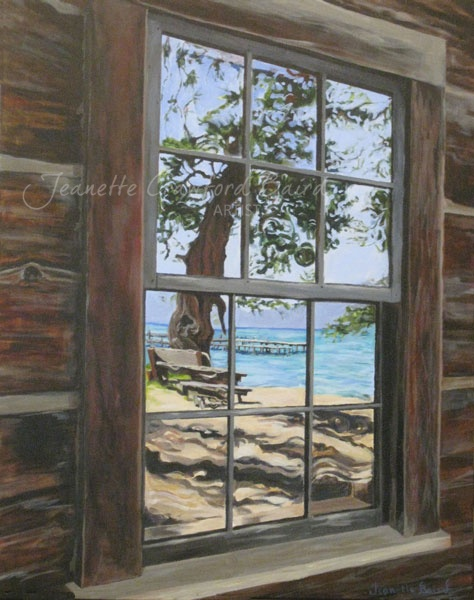 Reflections of Tahoe - Jeanette Baird