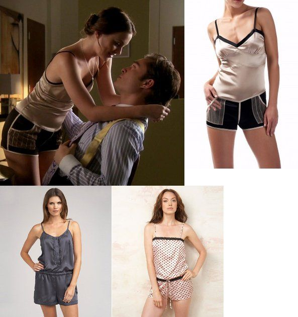 Blair Waldorf Fashion: 3x03 The Lost Boy (Kiki de Montparnasse romper)
