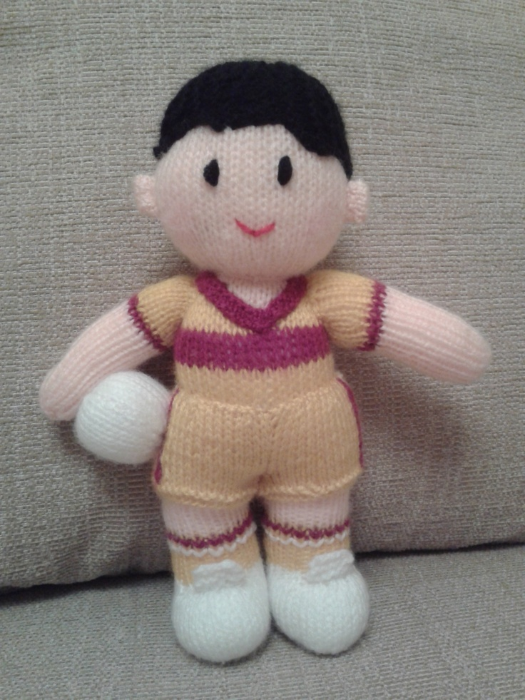 2417 best ? Knitted Dolls 1 ? images on Pinterest